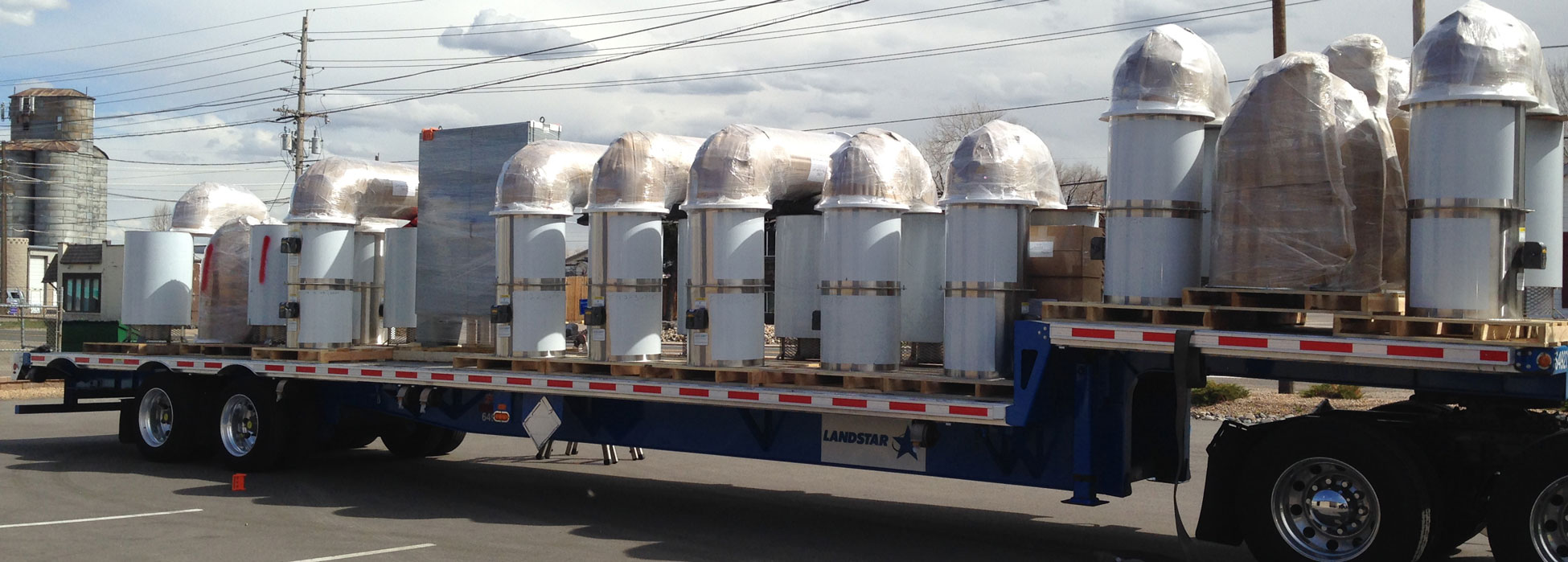 Parts - Aerodry Systems | Car-Truck-Train-Bus Dryers | The Quiet Dryers | Broomfield, Colorado, USA