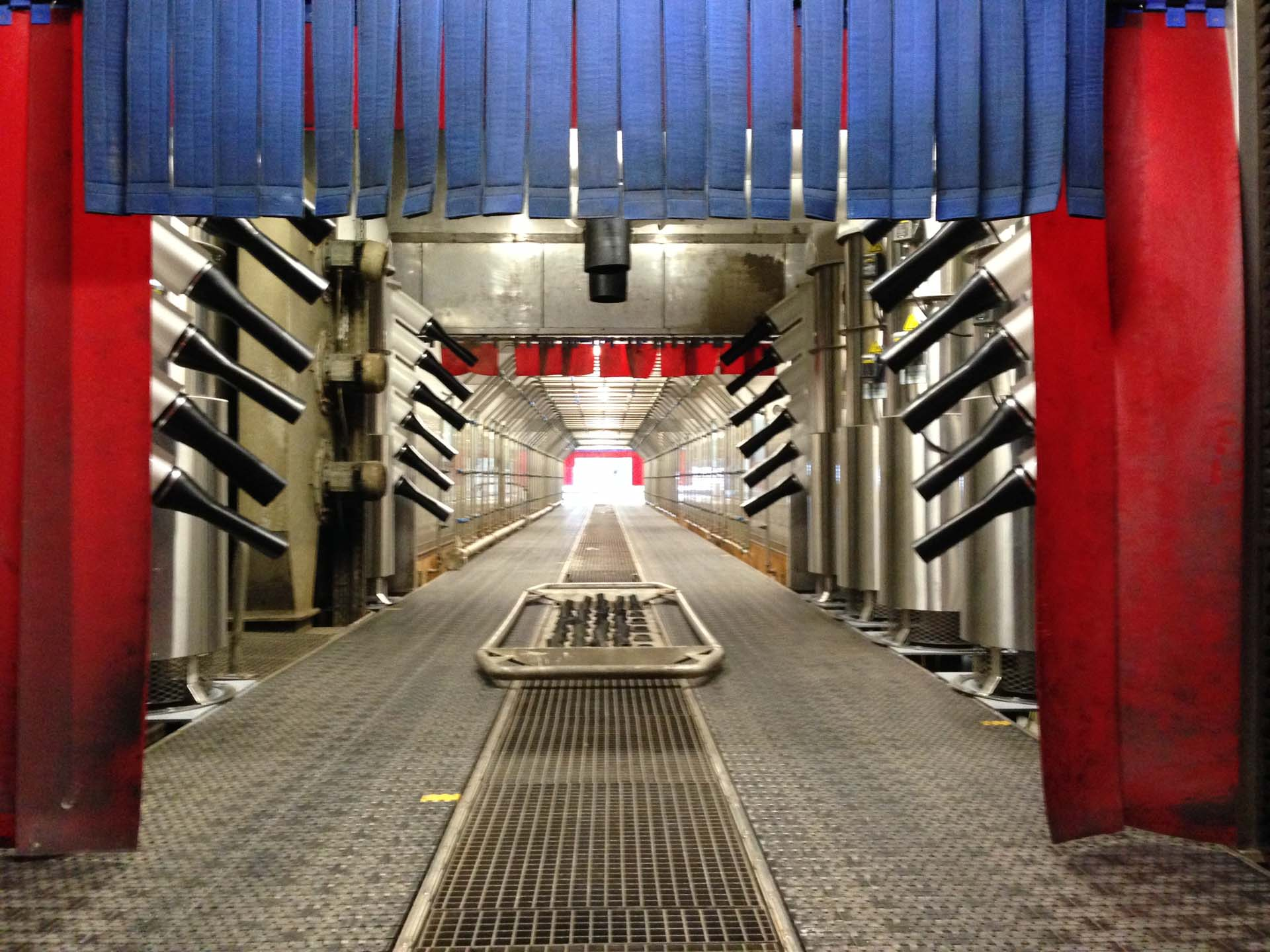 Product Gallery - Aerodry Systems | Car-Truck-Train-Bus Dryers | The Quiet Dryers | Broomfield, Colorado, USA